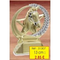 Trophée RESINE 13 CM : Réf. 31307