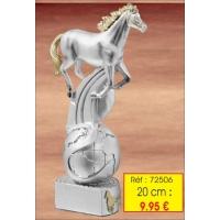 Trophée RESINE 20 CM : Réf. 72506