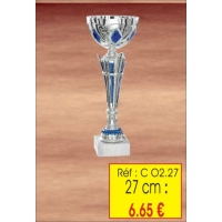COUPE : REF. CO2 - 27 CM