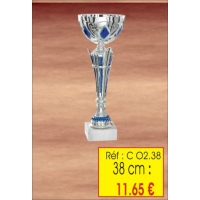 COUPE : REF. CO2 - 38 CM