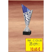 COUPE : REF. CO3 - 35 CM