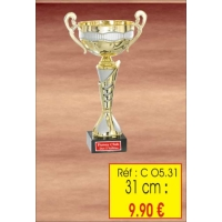 COUPE : REF. CO5 - 31 CM