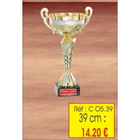 COUPE : REF. CO5 - 39 CM