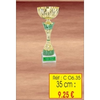 COUPE : REF. CO6 - 35 CM