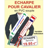 Réf. ECH - Echarpe