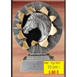 Trophée : Réf. FG 1307 - 10 cm