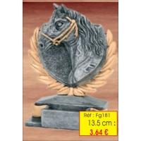Trophée : Réf. FG 181 - 13.5 cm