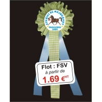 FLOT FANTAISIE    Réf. FSV