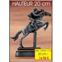 Trophée : Réf. PCM 1119 - 20 cm