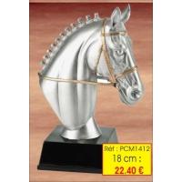 Trophée : Réf. PCM 1412 - 18 cm