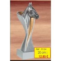 Trophée RESINE 20 cm - rèf. R124