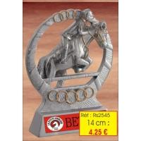 Trophée : Réf. RS 2545 - 14 cm