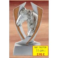 Trophée RESINE 11 cm - rèf. RS2708