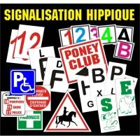 Signalisations hippiques