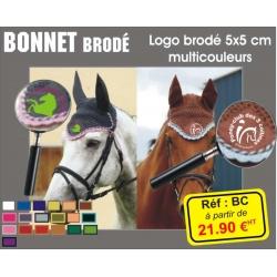 BONNET BRODÉ Réf. BC