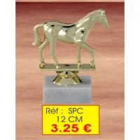 Trophée : Réf. SPC - 12 cm